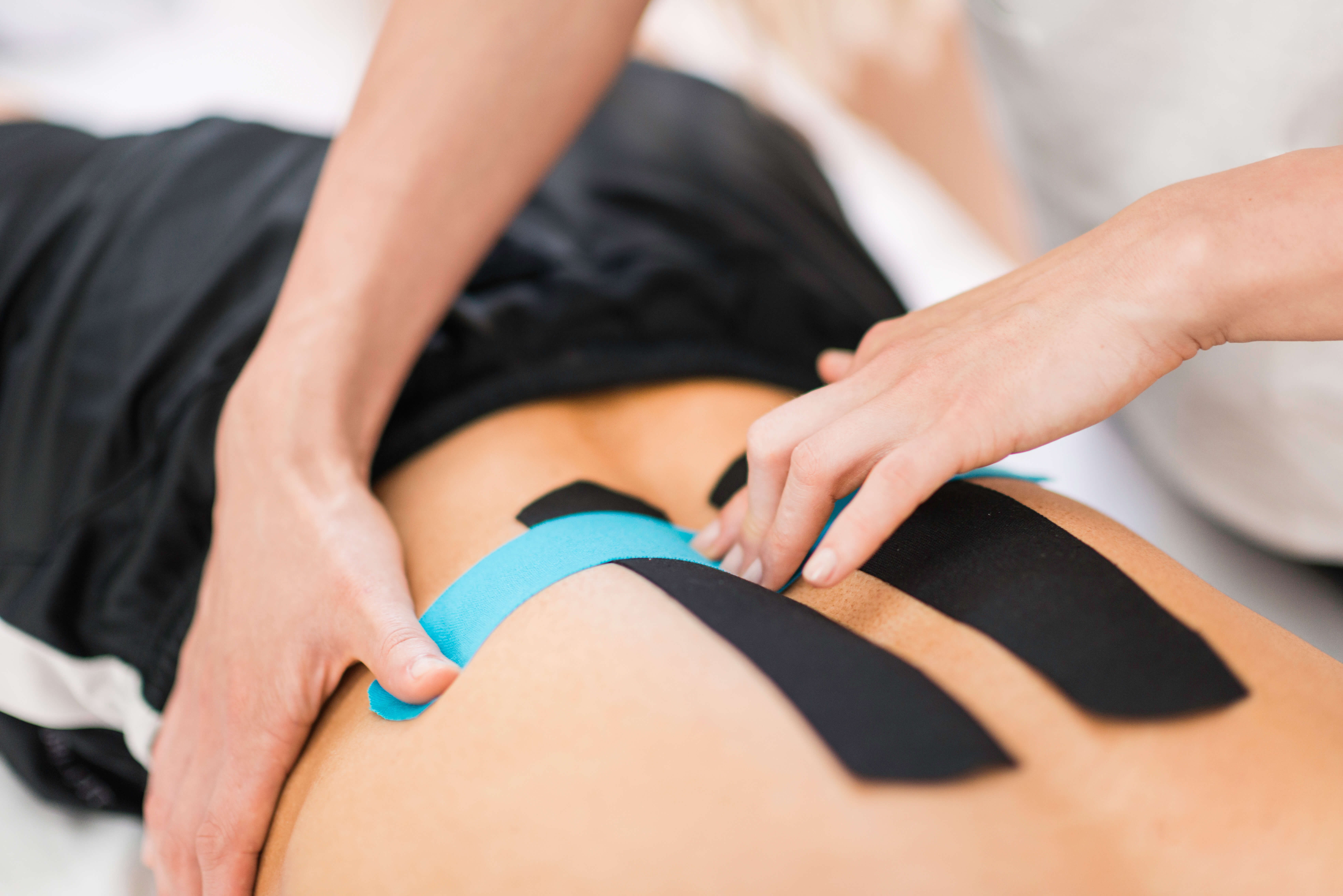 Kinesio Taping Greenwood, IN Physical therapy